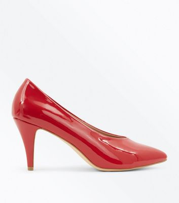 Women's Red Shoes | Red Heels, Sandals & Pumps | New Look