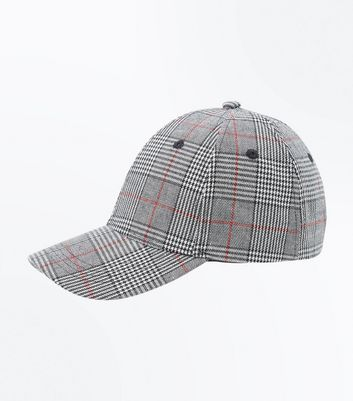 Black Prince of Wales Check Cap