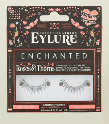 Black Eylure Roses and Thorns False Lashes