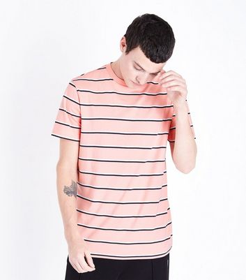 Pink Stripe T-Shirt