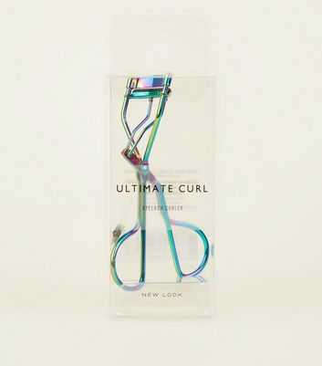 Multicoloured Iridescent Eyelash Curler