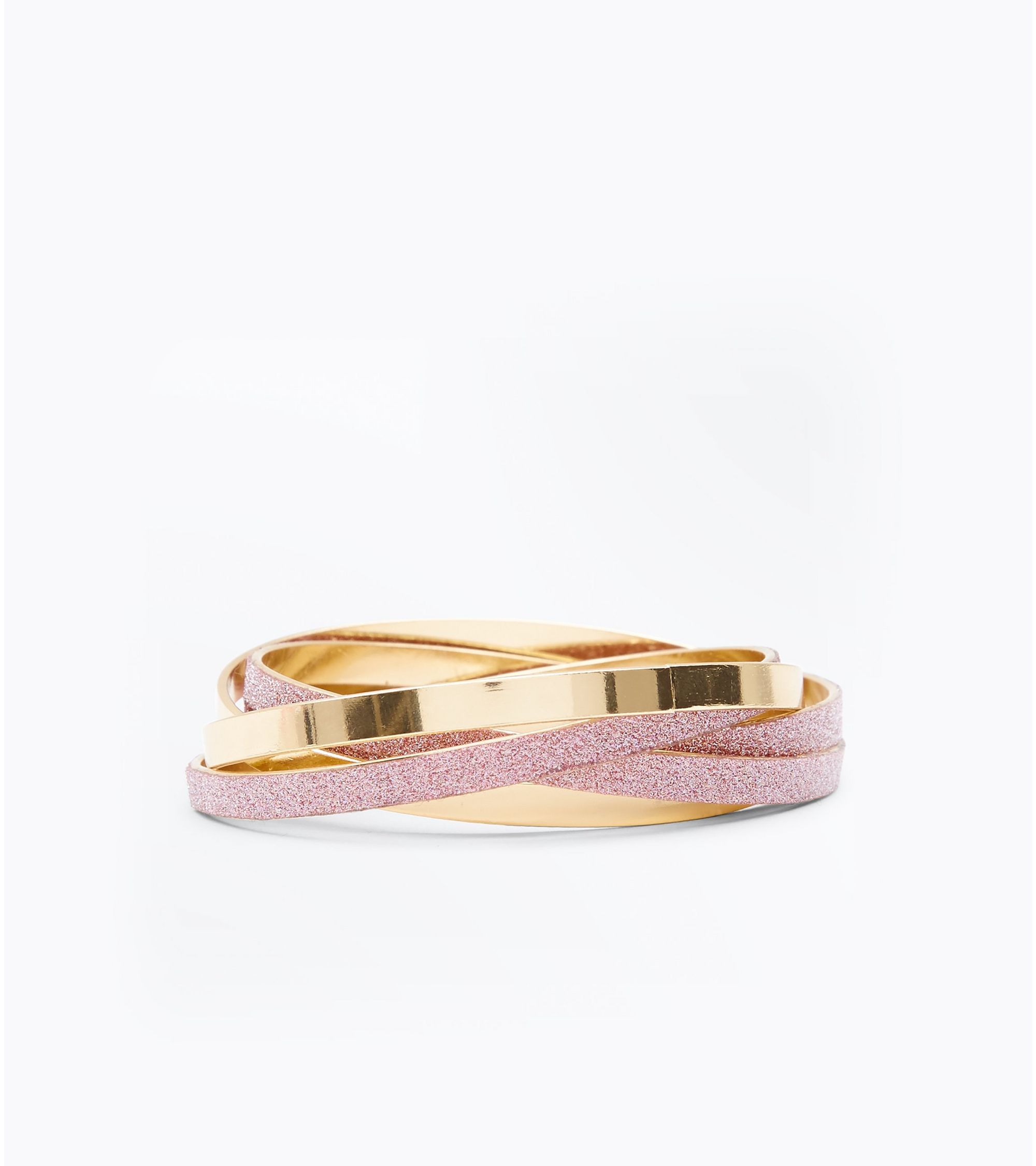 brands look and pink love gold bangles new products twist glitter at the