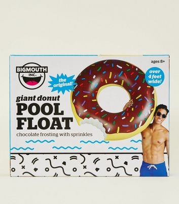Multi Coloured Giant Donut Inflatable
