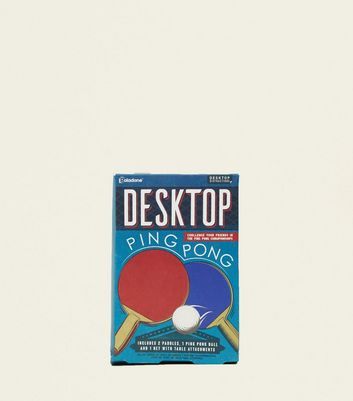 Multicoloured Desktop Ping Pong Game