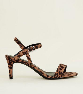 Mid Heels Womens Middle Heel Shoes New Look