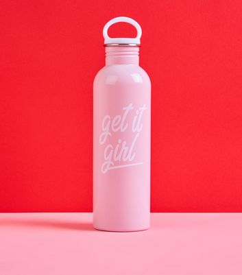 Pink Get It Girl Thermal Bottle