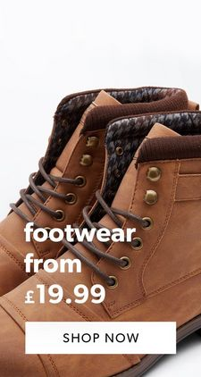 View All Mens Footwear