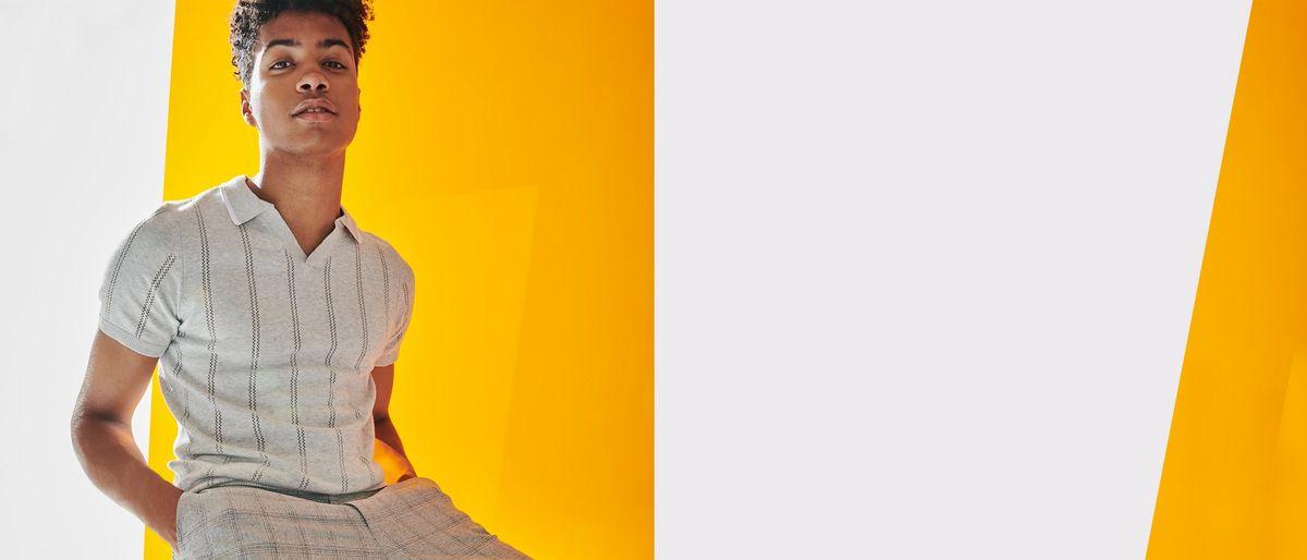 b22fe2e5 Men's Clothing | Men's Fashion & Clothes Online | New Look