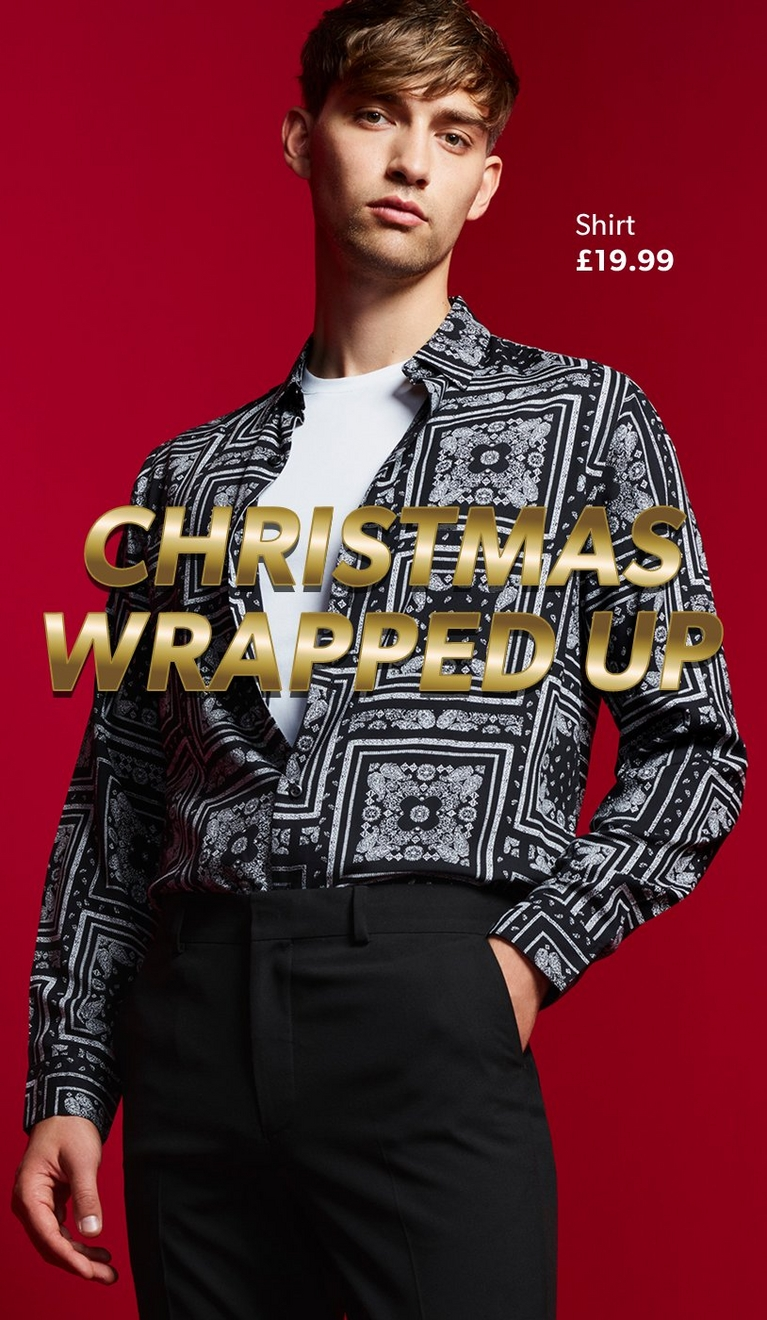 New Look Womens Mens Teen Fashion Online Sweety Silver Pantz L54 Weve Got The Festive Season All Wrapped Up Meet Gifts Theyve Been Waiting For Year Long