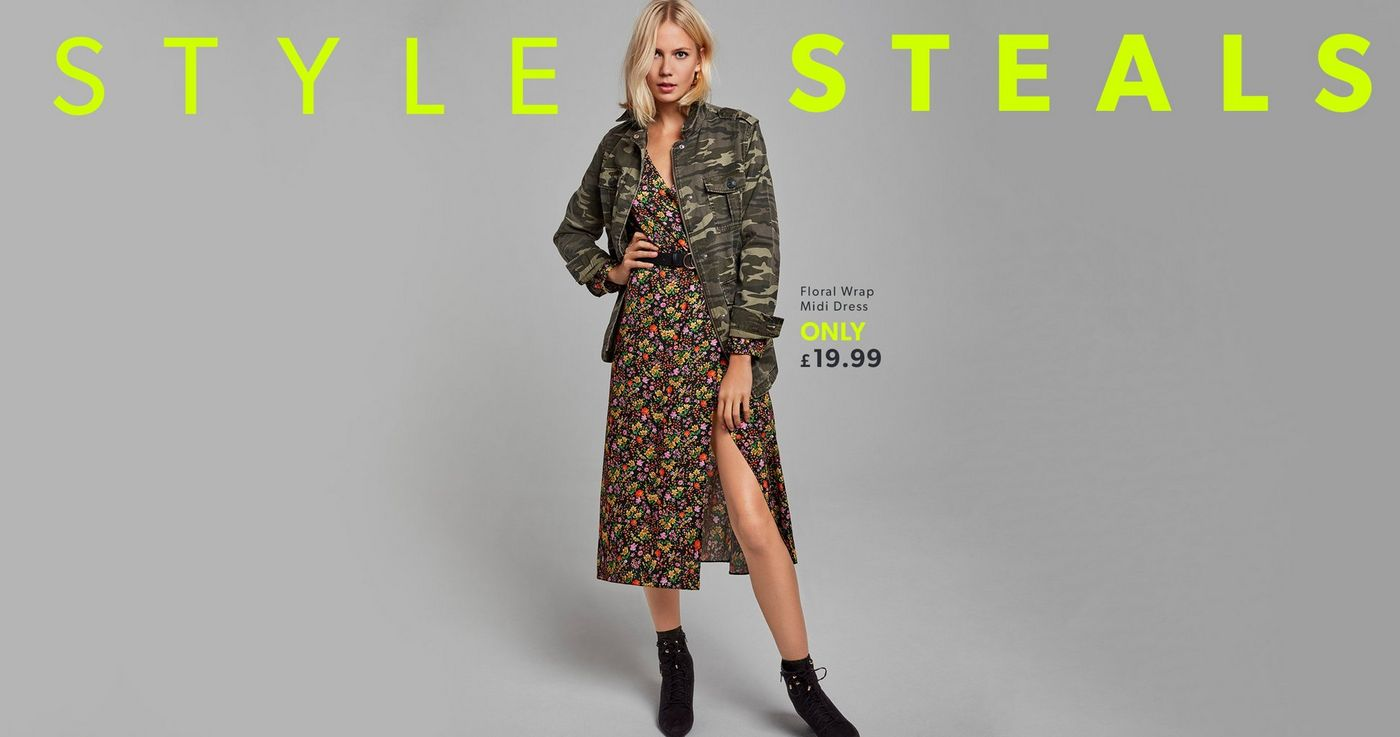 Women S Clothes Women S Clothing Fashion Online New Look