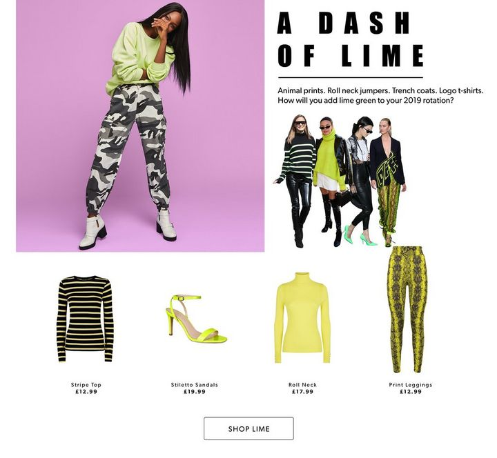 3668cc162eb3 Get the Look Neon Hub | New Look UK