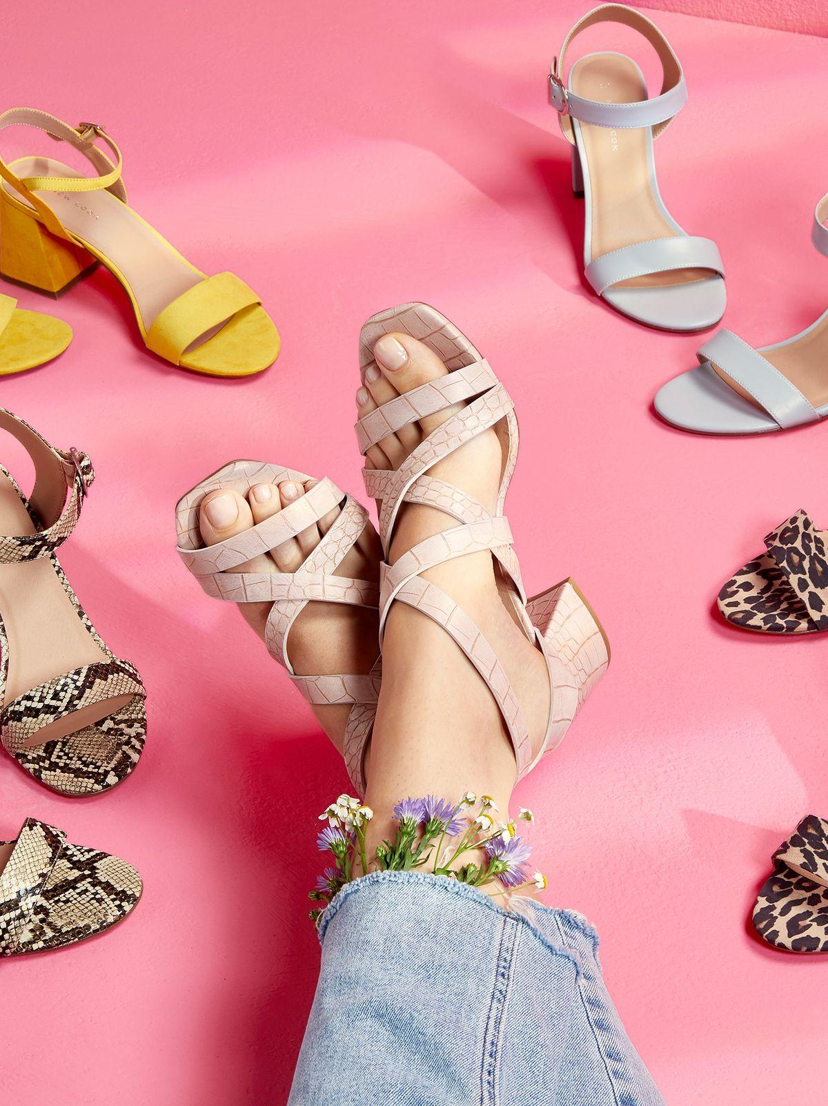 d687e4b01cca STEP INTO SPRING. New shoes