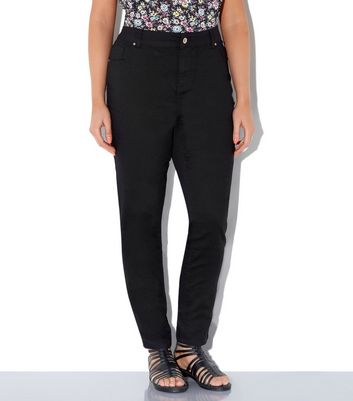 Curves jean skinny noir longueur 30 po Ajouter à la Wishlist Supprimer de la Wishlist