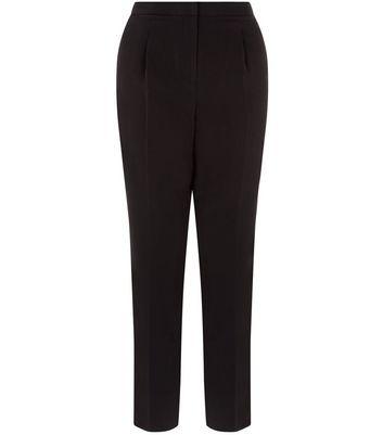 Trousers Leg Peg Look New Black EZR5wq