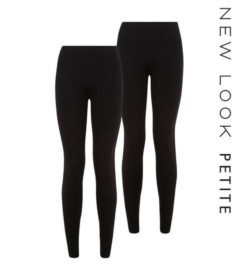 78952bff2636bd Petite Leggings | Petite Black Leggings | New Look