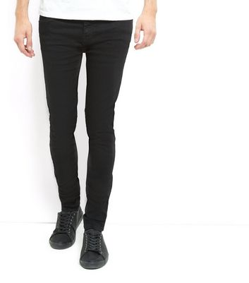Black Stretch Super Skinny Jeans Add to Saved Items Remove from Saved Items