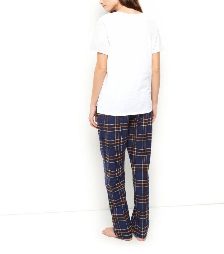 d57b65ea7e ... White My Christmas Pyjamas Print Pyjama Top. ×. ×. ×. Shop the look