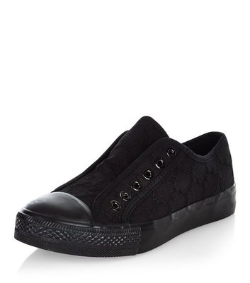 Schwarz Ohne Schnürsenkel Schuhe | adidas Deutschland