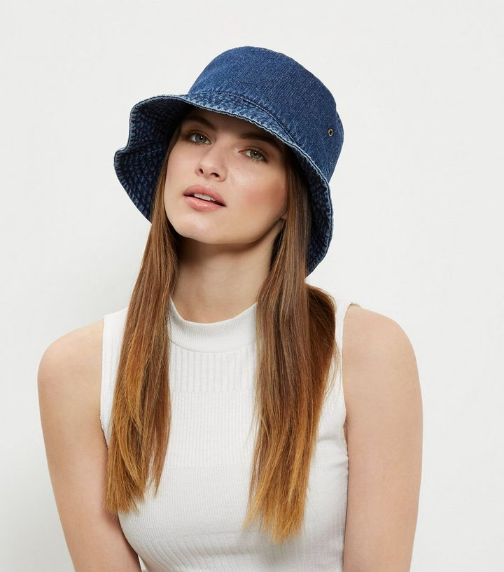 c8e2a7320 Blue Denim Bucket Hat Add to Saved Items Remove from Saved Items