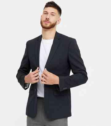 70f6cab13f64 Men's Smart Jackets & Coats | Smart Blazers | New Look