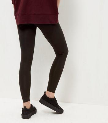 Black Leggings New Look