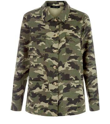 Supprimer De Kaki À Style Chemise La Wishlist Ajouter Camouflage Veste Imprimé b7vYyI6gf