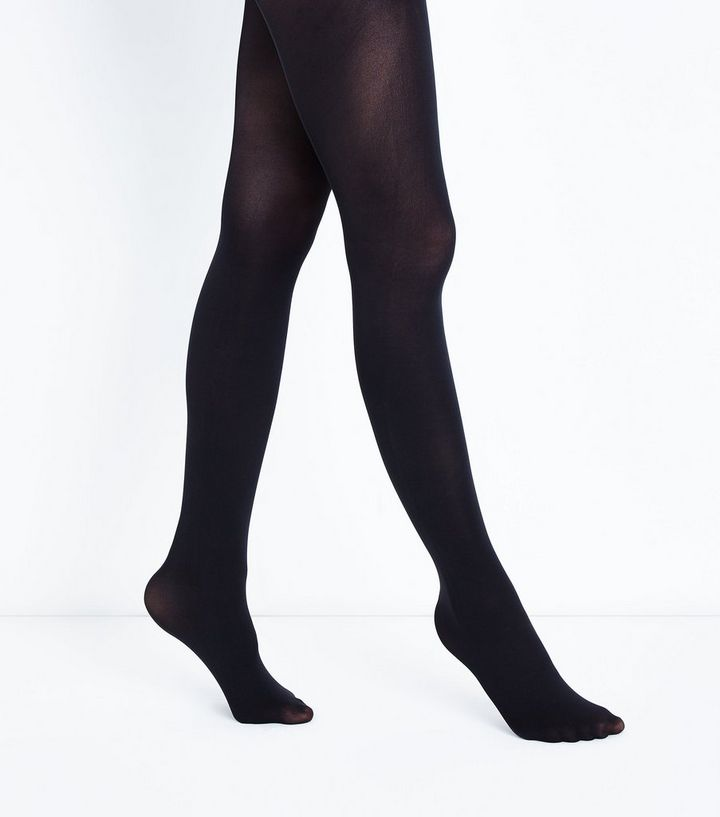 c3cd7bf6b5c Black Premium 50 Denier Tights