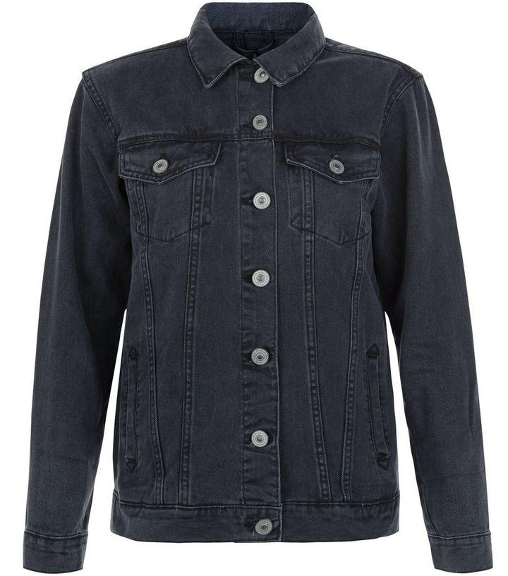 fdac0cf727 ... manteaux Femme · Parisian - Veste en jean noir délavé. ×. ×. ×. Shopper  le look
