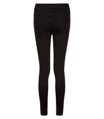 Teens Black Jeggings New Look
