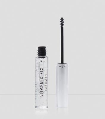 Clear Shape And Fix Eyebrow Gel New Look