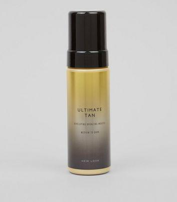 Ultimate Tan Developing Bronzing Mousse Medium to Dark New Look
