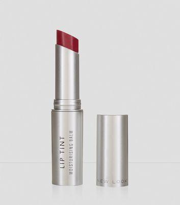 Berry Pink Lip Tint Moisturising Balm New Look
