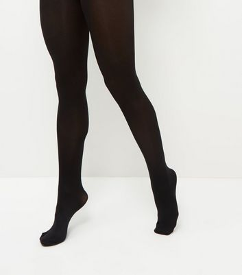 2 Pack Black 100 Denier Tights