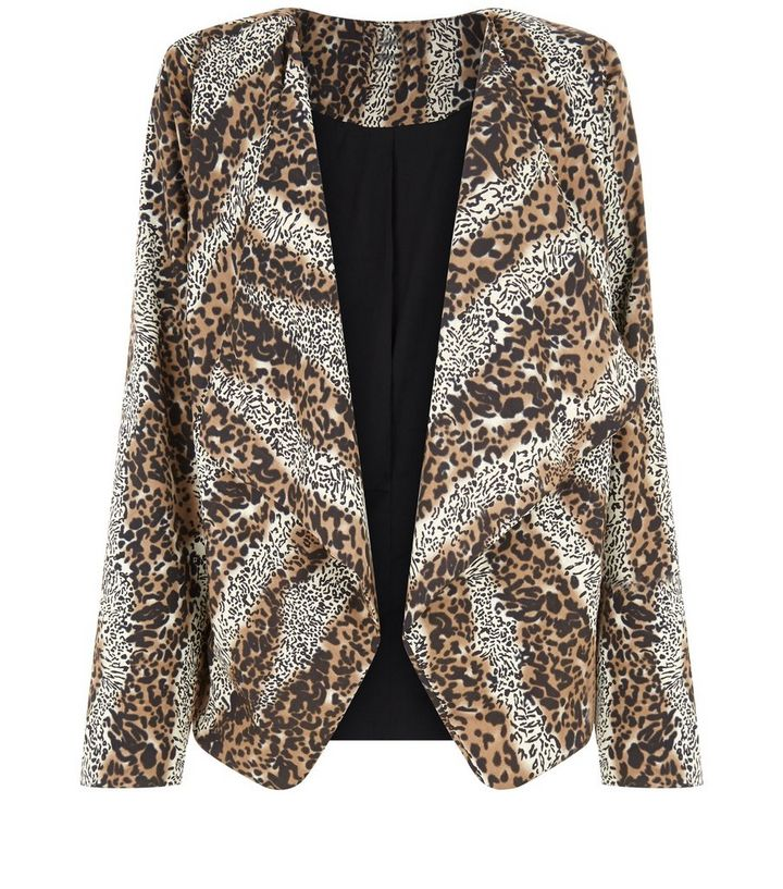 26ecf9c4a508 ... Animal Print Waterfall Jacket. ×. ×. ×. Shop the look