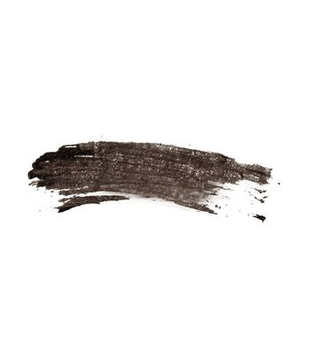 Dark Brown Brush On Brows Fibre Gel New Look