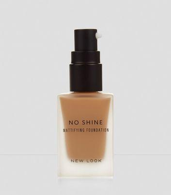 Rich Tan No Shine Mattifying Foundation New Look