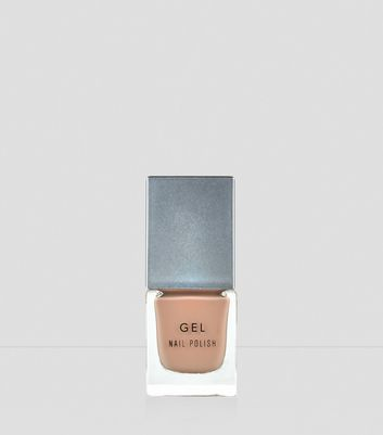 Latte Gel Nail Polish New Look