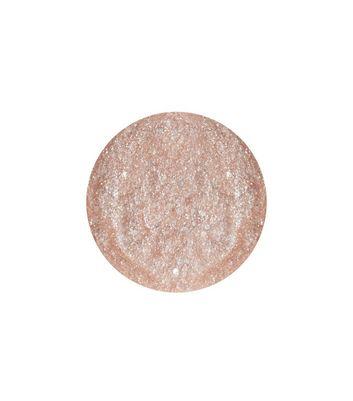 Nude Pink Textured Nail Polish New Look