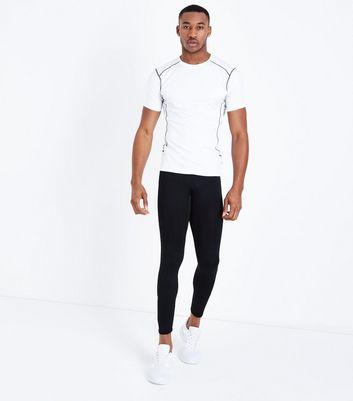 Black Running Tights New Look