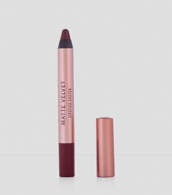 Light Purple Velvet Matte Lipstick Crayon New Look