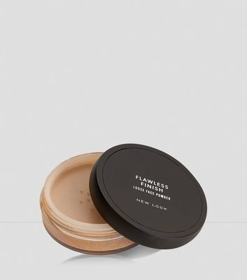 Natural Tan Flawless Finish Loose Powder New Look