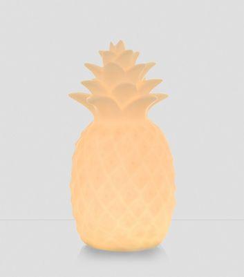 White Pineapple Light New Look