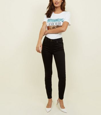 Black Super Soft Super Skinny India Jeans