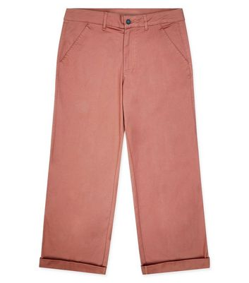 Pink Wide Leg Trousers New Look