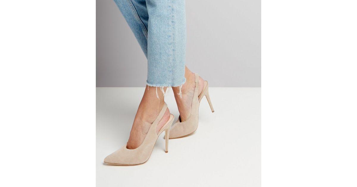 Megan Heel - Nude, Shoes | Fashion Nova