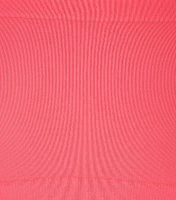 Teens Bright Pink Bandeau Top New Look