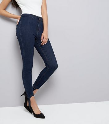 Blue Stirrup Hallie Jeans New Look