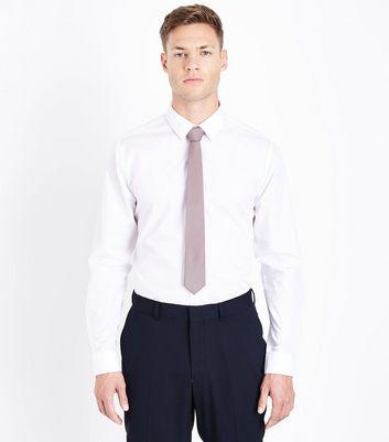 Pink Tie New Look