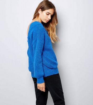 blue-sweetheart-neck-jumper