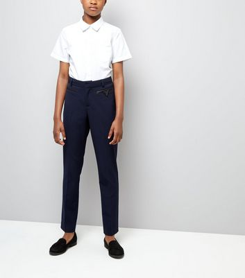 teens-navy-pocket-trim-trousers